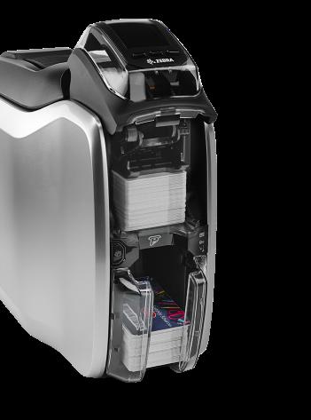 zc300 product photgraphy input exit hopper png - Promoción BASICA de impresión a doble cara ZC300