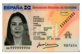 dni chip dual contacless 1 - 75 Aniversario del primer documento nacional de Identidad