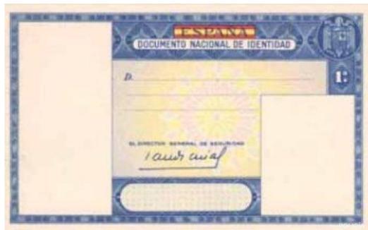 primer dni franco - 75 Aniversario del primer documento nacional de Identidad