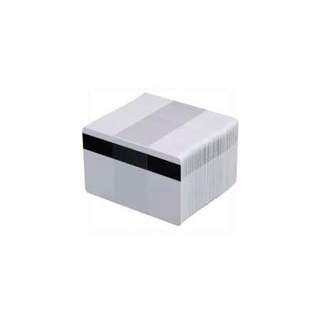 tarjetas plasticas PVC alta coertividad - Promoción con Banda Magnética de Alta Coercitividad