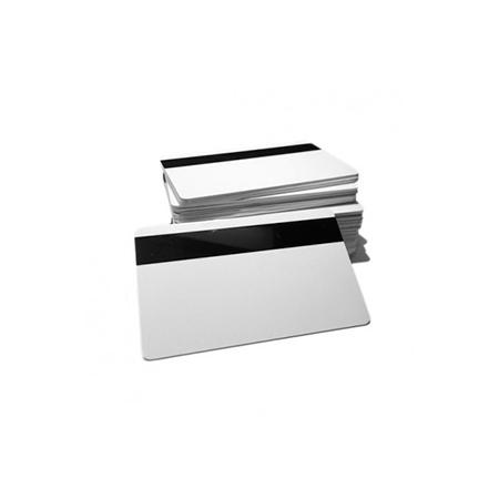 tarjetas plasticas PVC baja coertividad - Promoción con Banda Magnética de Baja Coercitividad