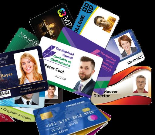 tarjetas plasticas PVC preimpresas - Promoción Tarjetas preimpresas