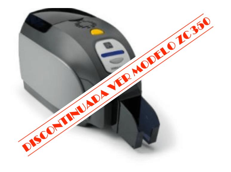 Discontinuada ver modelo ZC350 - ZXP3