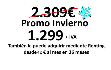 pROMO zc350 DS 1299 - Promociones