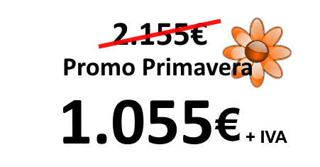 Promo Primavera 2021 1055 - Promociones